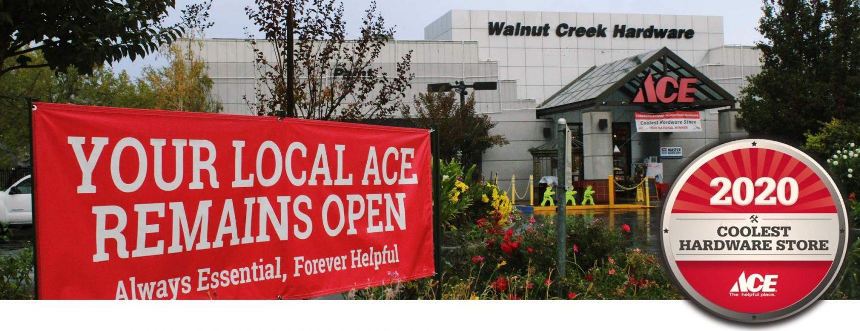 New Home Christmas Header Walnut Creek Ace Hardware Christmas Gift Ideas No Snow 11 Mobile